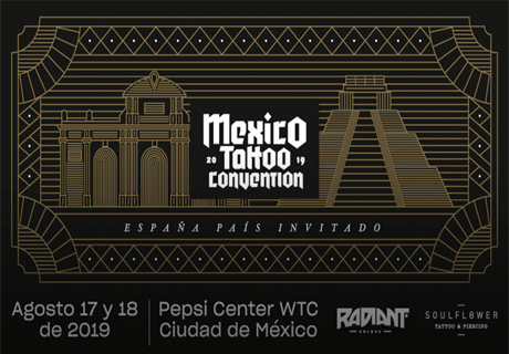 MÉXICO TATTOO CONVENTION