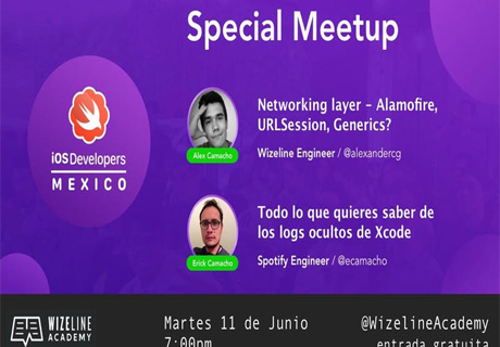 Special Meetup iOS Developers Mexico