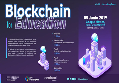 Blockchain For Education