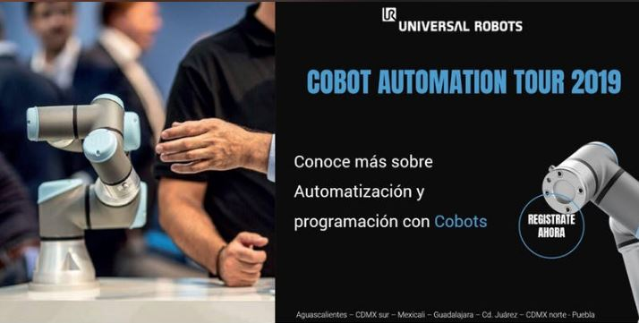 Cobot Automation Tour Cd. Ju?rez