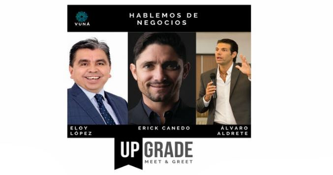 UPGRADE, Meet and Greet
