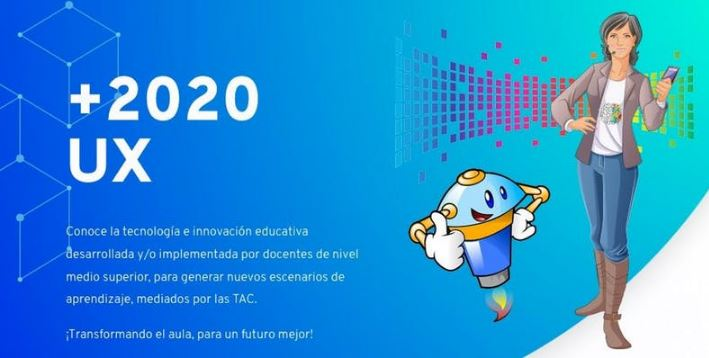 "+2020 UX: ""Transformando el aula"""