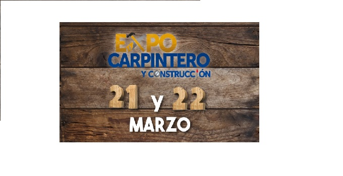 Expo carpintero y construccion