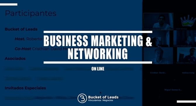 Business Marketing and Networking (On Line)