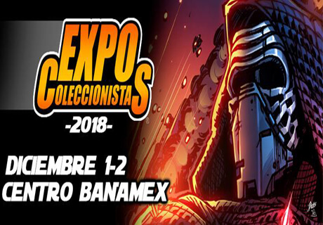 EXPOCOLECCIONISTAS 2018 - FAN STAR WARS EXPO