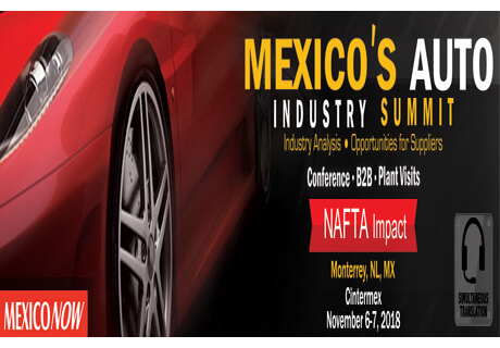 Edición Mexico Auto Industry Summit