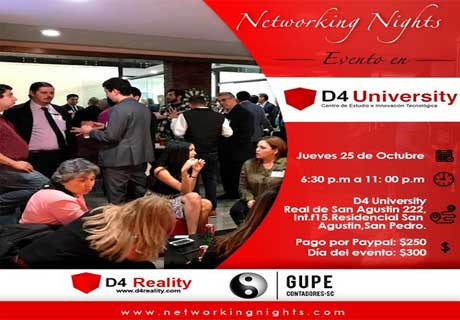 Networking Nights Monterrey