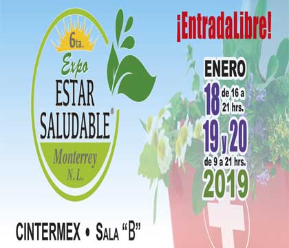 Expo Estar Saludable 2019