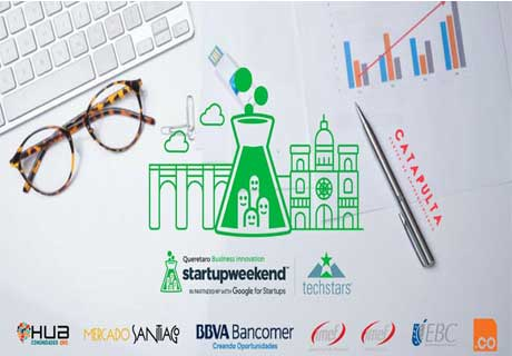 Techstars Startup Weekend Queretaro City