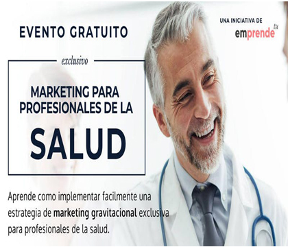 Marketing para Profesionales de la Salud