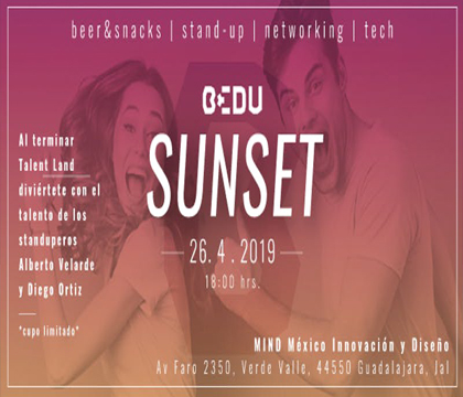 Bedu Sunset