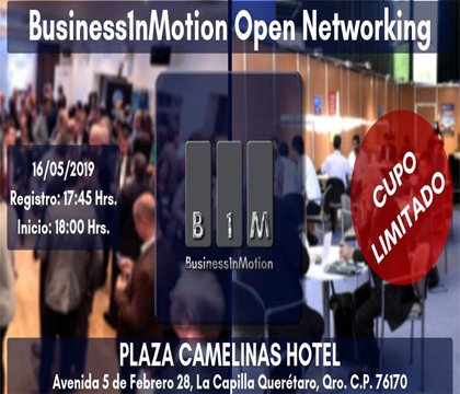 Business1nMotion Open Networking