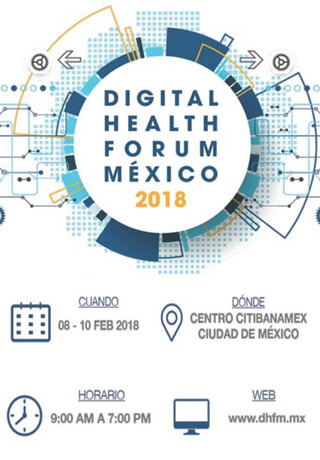 Digital Health Forum México 2018