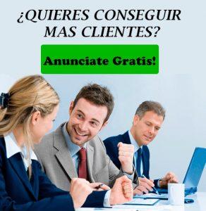 publicar negocios gratis