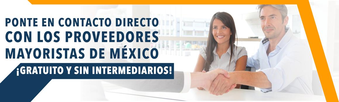 mayoristas en todo mexico
